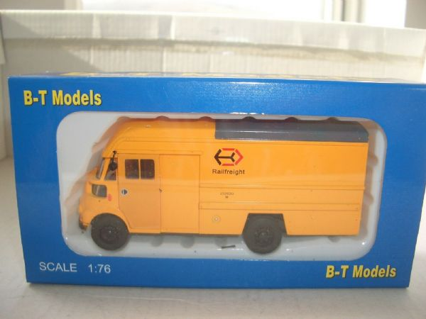 B T Models DA-31 DA31 Leyland FG Van Railfreight British Railways - 253053729878